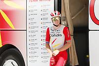 9th September 2020, Chatelaillon Plage to Poitiers, France; 107th Tour de France Cycling tour, stage 11;  Cofidis Viviani, Elia Chatelaillon Plage