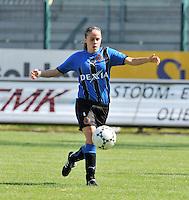 Club Brugge Dames : Nina Vindevoghel.Foto DAVID CATRY / Vrouwenteam.be