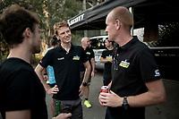 rest day 2 at Team Mitchelton-Scott <br /> <br /> 106th Tour de France 2019 (2.UWT)<br /> <br /> ©kramon