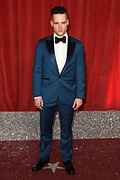 Jude Monk McGowan<br /> arriving for The British Soap Awards 2019 at the Lowry Theatre, Manchester<br /> <br /> ©Ash Knotek  D3505  01/06/2019