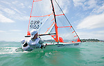 United Kingdom	29er	Men	Crew	GBRFS19	Freddie	Simes<br /> United Kingdom	29er	Men	Helm	GBRGT22	George	Tardrew<br /> 2015 Youth Sailing World Championships,<br /> Langkawi, Malaysia