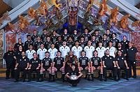 211006 Rugby - New Zealand Māori U18 Ngā Whatukura Boys Team Photo