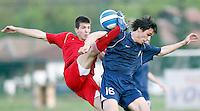 Fudbal, Telekom prva liga, sezona 2007/08.Rad Vs. Vozdovac.Beograd, 04.09.2008..foto: Srdjan Stevanovic
