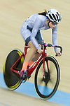 Diao Xian Juan of the IND competes in Women Elite - Omnium I Scratch 7.5KM during the Hong Kong Track Cycling National Championship 2017 on 25 March 2017 at Hong Kong Velodrome, in Hong Kong, China. Photo by Chris Wong / Power Sport Images
