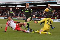 Stevenage vs Forest Green Rovers 26-01-19