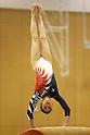 Japan Women's Gymnastic Team training camp at Ajinomoto National Training Center