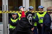"12.06.2013 - ""StopG8"" - Demo against Arms Dealers"