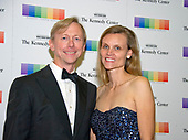 Brian Hook, Senior Policy Advisor to Secretary of State Rex Tillerson and Director of the Secretary's Policy Planning Staff, and Amy Hook arrive for the formal Artist's Dinner honoring the recipients of the 40th Annual Kennedy Center Honors hosted by United States Secretary of State Rex Tillerson at the US Department of State in Washington, D.C. on Saturday, December 2, 2017. The 2017 honorees are: American dancer and choreographer Carmen de Lavallade; Cuban American singer-songwriter and actress Gloria Estefan; American hip hop artist and entertainment icon LL COOL J; American television writer and producer Norman Lear; and American musician and record producer Lionel Richie.  <br /> Credit: Ron Sachs / Pool via CNP