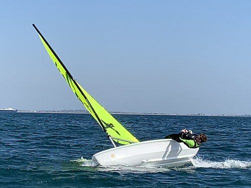 RS dinghy INSS