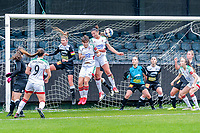 illustration picture during a female soccer game between Eendracht Aalst and OHL on the 13 th matchday of the 2020 - 2021 season of Belgian Scooore Womens Super League , Saturday 6 th of February 2021  in Aalst , Belgium . PHOTO SPORTPIX.BE | SPP | STIJN AUDOOREN