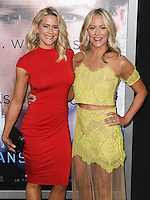 """WESTWOOD, LOS ANGELES, CA, USA - APRIL 10: Brittany Daniel, Cynthia Daniel at the Los Angeles Premiere Of Warner Bros. Pictures And Alcon Entertainment's """"Transcendence"""" held at Regency Village Theatre on April 10, 2014 in Westwood, Los Angeles, California, United States. (Photo by Xavier Collin/Celebrity Monitor)"""