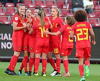 2019.10.08 Romania - Belgium
