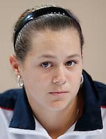 Slovakia Vs. Serbia, FED CUP