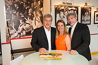 Event -Ames Hotel Boston / Bobby Orr Suite Unveiling