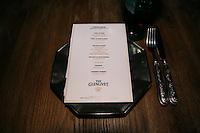 The Glenlivet and Oak Tree Dinner