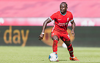 25th August 2020, Red Bull Arena, Slazburg, Austria; Pre-season football friendly, Red Bull Salzburg versus Liverpool FC;  Sadio Mane FC Liverpool