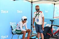 Picture by Simon Wilkinson/SWpix.com - 25/09/2020 - Cycling - UCI 2020 Road World Championships IMOLA - EMILIA-ROMAGNA ITALY - ITT Individual Time Trial Elite Men - Ulises Alfredo Castillo Soto of Mexico. - TACX