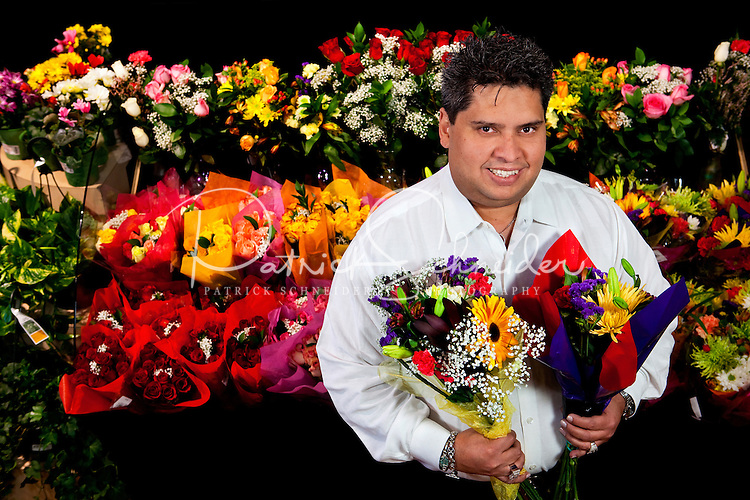 New Bloom Floral Manager Ricky XXXXXX.
