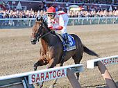 Worstcasescenario wins the Adirondack Stakes