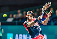 Rotterdam, The Netherlands, 12 Februari 2020,  Felix Grigor Dimitrov (BUL)<br />