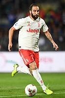 Gonzalo Higuain Juventus <br /> Brescia 24-09-2019 Stadio Rigamonti<br /> Football Serie A 2019/2020 Brescia - Juventus  <br /> Photo Matteo Gribaudi / Image Sport / Insidefoto