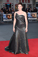 """Jessica Oyelowo<br /> at the London Film Festival premiere for """"A United Kingdom"""" at the Odeon Leicester Square, London.<br /> <br /> <br /> ©Ash Knotek  D3160  05/10/2016"""