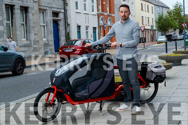 Kerry Cycling campaign member Anlun Dunne.