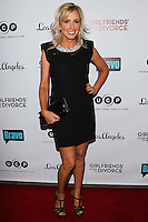 LOS ANGELES, CA, USA - NOVEMBER 18: Shannon Beador arrives at the Los Angeles Premiere Of Bravo's 'Girlfriends' Guide to Divorce' held at the Ace Hotel on November 18, 2014 in Los Angeles, California, United States. (Photo by Celebrity Monitor)