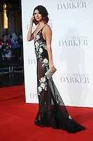 """Lucy Mecklenburgh<br /> at the """"Fifty Shades Darker"""" premiere, Odeon Leicester Square, London.<br /> <br /> <br /> ©Ash Knotek  D3223  09/02/2017"""