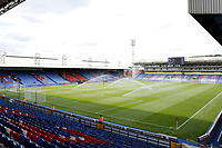 A general view of the stadium during the pre season friendly match between Crystal Palace and Hertha BSC at Selhurst Park, London, England on 3 August 2019. Photo by Carlton Myrie / PRiME Media Images.