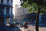 Havana, Cuba, Havana Centro, World Heritage Site, rococo architecture, Gulf of Mexico, Caribbean Sea, Central America.