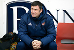 St Johnstone v Hamilton Accies…19.01.19…   McDiarmid Park    Scottish Cup 4th Round<br />Accies boss Martin Canning<br />Picture by Graeme Hart. <br />Copyright Perthshire Picture Agency<br />Tel: 01738 623350  Mobile: 07990 594431
