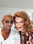NYC celebrity hair stylist Mark De Alwis