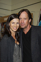 10-19-11 Kevin Sorbo - wife Sam at Booksigning - True Strength - Bookends, Ridgewood, NJ