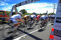 Stage five of the NZ Cycle Classic UCI Oceania Tour in Masterton, New Zealand on Tuesday, 26 January 2017. Photo: Dave Lintott / lintottphoto.co.nz