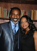 01-12-12 Opening Night Porgy and Bess stars Norm Lewis & Audra McDonald