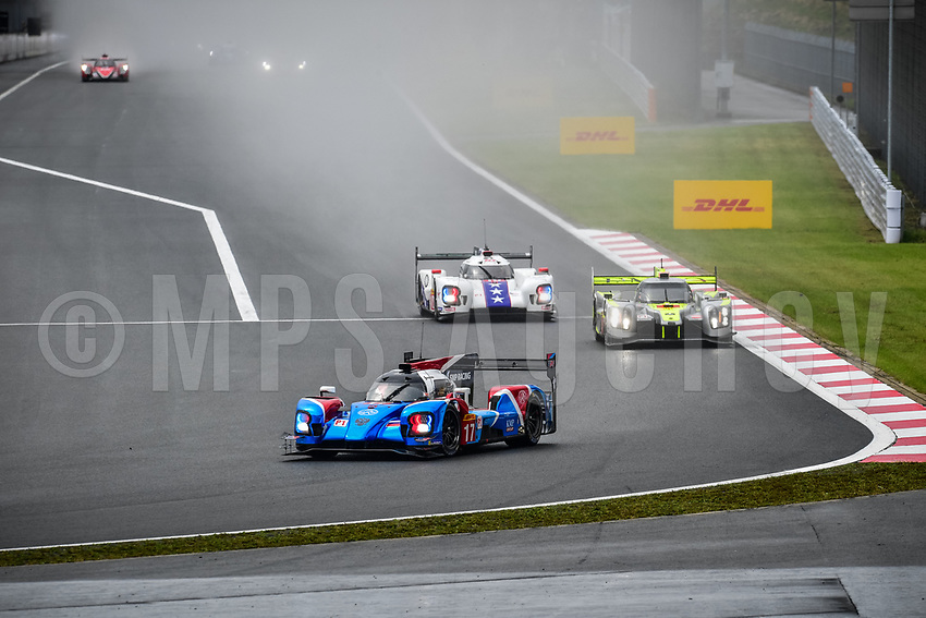 #17 SMP RACING (RUS) BR ENGINEERING BR1 AER LMP1 STÉPHANE SARRAZIN (FRA) EGOR ORUDZHEV (RUS) METEVOS ISAAKYAN (RUS)
