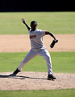 Jose Casilla / San Francisco Giants 2008 Instructional League..Photo by:  Bill Mitchell/Four Seam Images