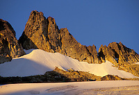 Sharkfin Tower, Boston Basin, North Cascades National Park, Washington