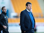 St Johnstone v Kilmarnock…25.02.17     SPFL    McDiarmid Park<br />A glum Tommy Wright<br />Picture by Graeme Hart.<br />Copyright Perthshire Picture Agency<br />Tel: 01738 623350  Mobile: 07990 594431