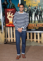 """LOS ANGELES, USA. October 11, 2019: Michael Ealy at the premiere of """"Zombieland: Double Tap"""" at the Regency Village Theatre.<br /> Picture: Paul Smith/Featureflash"""