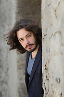 English director, screenwriter and producer Edgar Wright in <br /> august , 2013<br /> <br /> PHOTO :  Agence Quebec Presse<br /> English director, screenwriter and producer Edgar Wright , august 2013