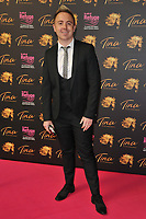"""John Galea at the """"Tina: The Tina Turner Musical"""" Refuge gala performance, Aldwych Theatre, Aldwych, on Sunday 10th October 2021, in London, England, UK. <br /> CAP/CAN<br /> ©CAN/Capital Pictures"""