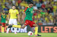 Cameroon's Lucien Owona during international friendly match. June 13,2017.(ALTERPHOTOS/Acero) (NortePhoto.com) (NortePhoto.com)