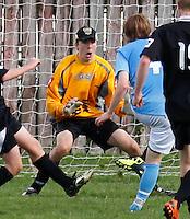 120818 Wellington Secondary Schools Football - Hutt Valley High School v Wellington College