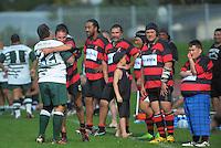 160430 Counties Manukau Club Rugby - Papakura v Manurewa Presidents