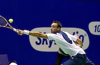 18-12-10, Tennis, Rotterdam, Reaal Tennis Masters 2010,    Thomas Schoorel
