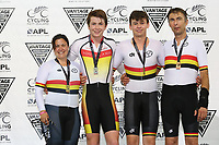 during the 2020 Vantage Elite and U19 Track Cycling National Championships at the Avantidrome in Cambridge, New Zealand on Friday, 24 January 2020. ( Mandatory Photo Credit: Dianne Manson )