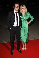 Joe Swash and Stacey Solomon<br /> arriving for the 2017 NSPCC Britain's Got Talent Childline Ball at Old Billingsgate, London<br /> <br /> <br /> ©Ash Knotek  D3315  28/09/2017