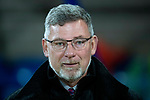 St Johnstone v Hearts…30.10.19   McDiarmid Park   SPFL<br />Hearts manager Craig Levein<br />Picture by Graeme Hart.<br />Copyright Perthshire Picture Agency<br />Tel: 01738 623350  Mobile: 07990 594431